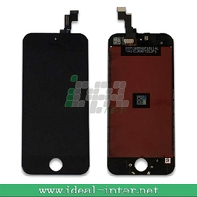 for iphone 5s lcd, for iphone 5s parti di riparazione lcd, schermo lcd for iPhone 5s