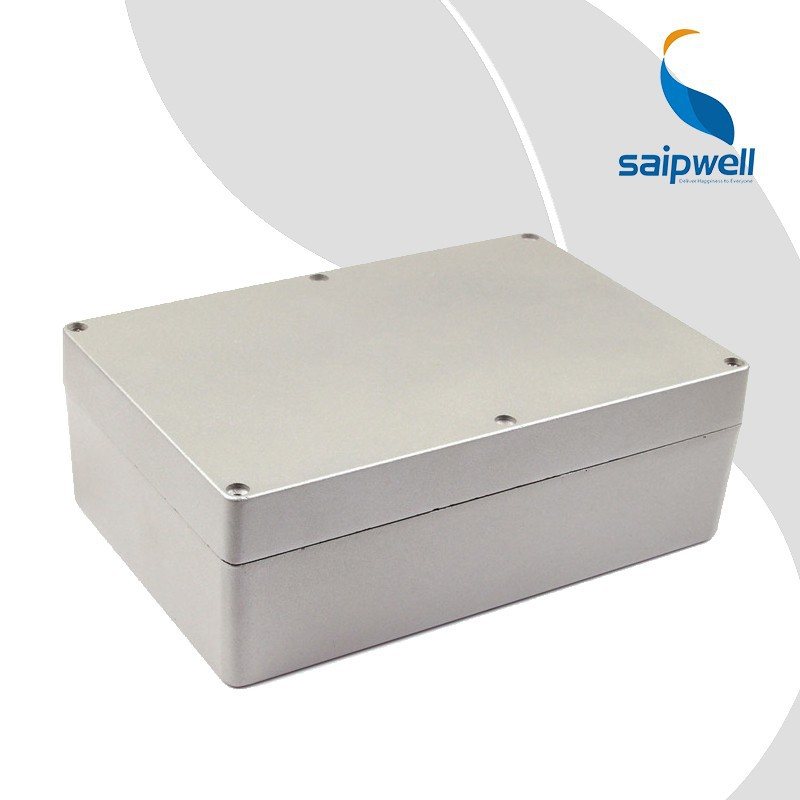 Saipwell Die Cast Aluminum Enclosures China Wholesale Project Enclosure Waterproof Aluminum Enclosure IP65