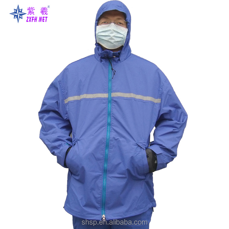 2019 high quality Factory Wholesale Free to Customize <strong>Safety</strong> Down Feather Cotton Suit