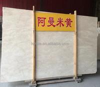 Popular Turkish Beige Marble Omani Beige Marble Slabs, Tiles