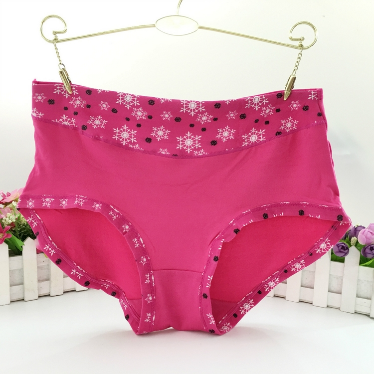 factory OEM adult plus size 7 cute panties for women