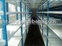 heavy duty warehouse rolling metal shelving