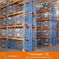 Pallet racking system industrial mixed pallets for sale