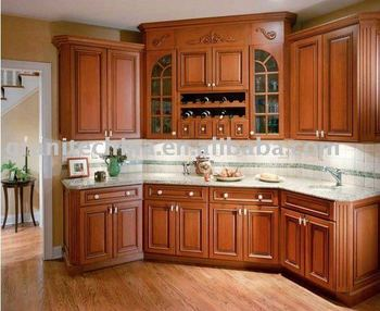 Buy Cherry Wood Kitchen Cabinets