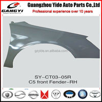 latest popular Citroen front fender from china auto parts dealers