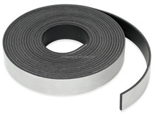 Magnetic strips with 3m adhesive/self adhesive magnetic strip/Flexible Adhesive Magnet Strip