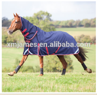 Combo waterproof horse rug for Spring and Summer
