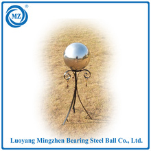 Decoration 1000mm hollow stainless steel balls customized size