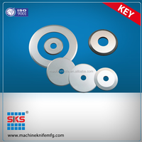 circular carbide blade / paper cutting carbide knife supplier in China