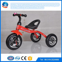 2016 toy tricycle with trailer / children baby tricycle / kid's tricycle made in china