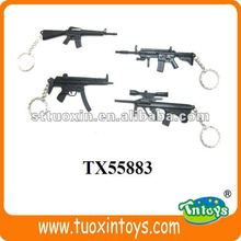 Mini die cast alloy model gun