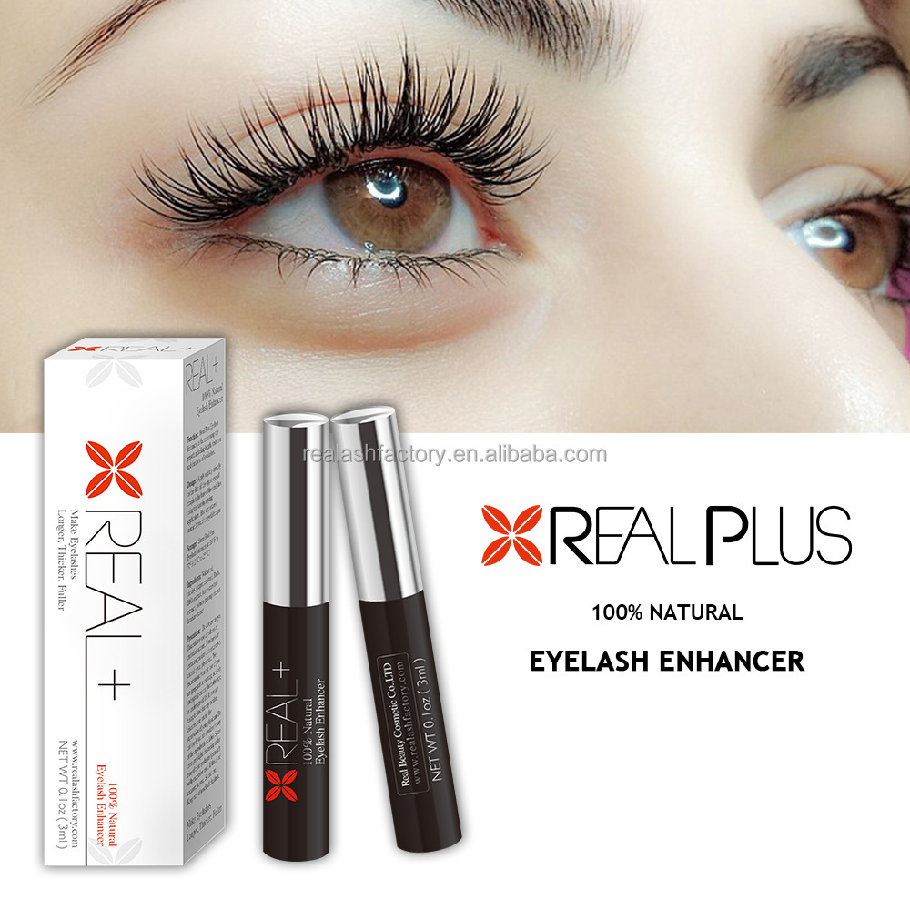 OEM Private Label FDA Approved Eyelash Serum Extensions effective eyebrow growth serum