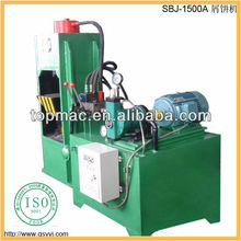 New style customize tree trimmings briquetting machine