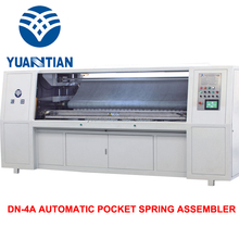 Pocket Spring Assembly Machine DN-4 with Robatech glue box