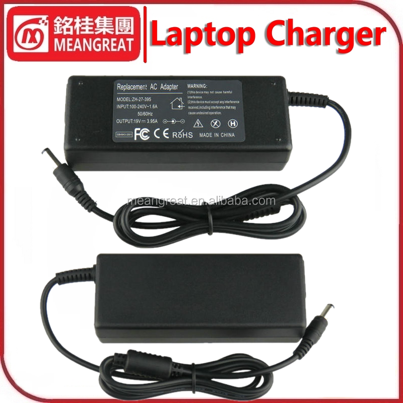 19v 3.95a Laptop AC DC Power <strong>Adapter</strong> For TOSHIBA notebook charger