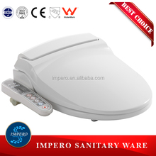 european toilets shower seat smart bidet,hot toilet seat cover, electrical bidet seat made in China