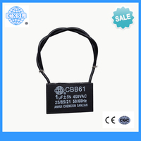 made in china electronics non polar electrolytic capacitor