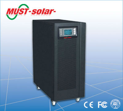 online ups 6kva 10kva single phase monitor power supply China manufacturer ups power 6kva