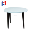 Oval MDF Top Coffee Table Dining