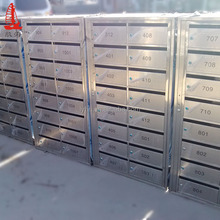 16 Door Commercial Box 304 Stainless Steel Mailbox,Letter Box, Post Office Box