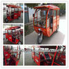 New type/high capacity/competitive price electric tricycle for passenger
