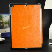 2014 Top quality leather case for Ipad air alibaba China