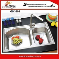 Reasonable Price Kitchen Steel Wash Basin