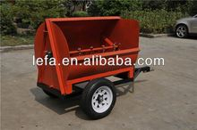 Agricultural tractor 3 point fertilizer spreader for Europe Market