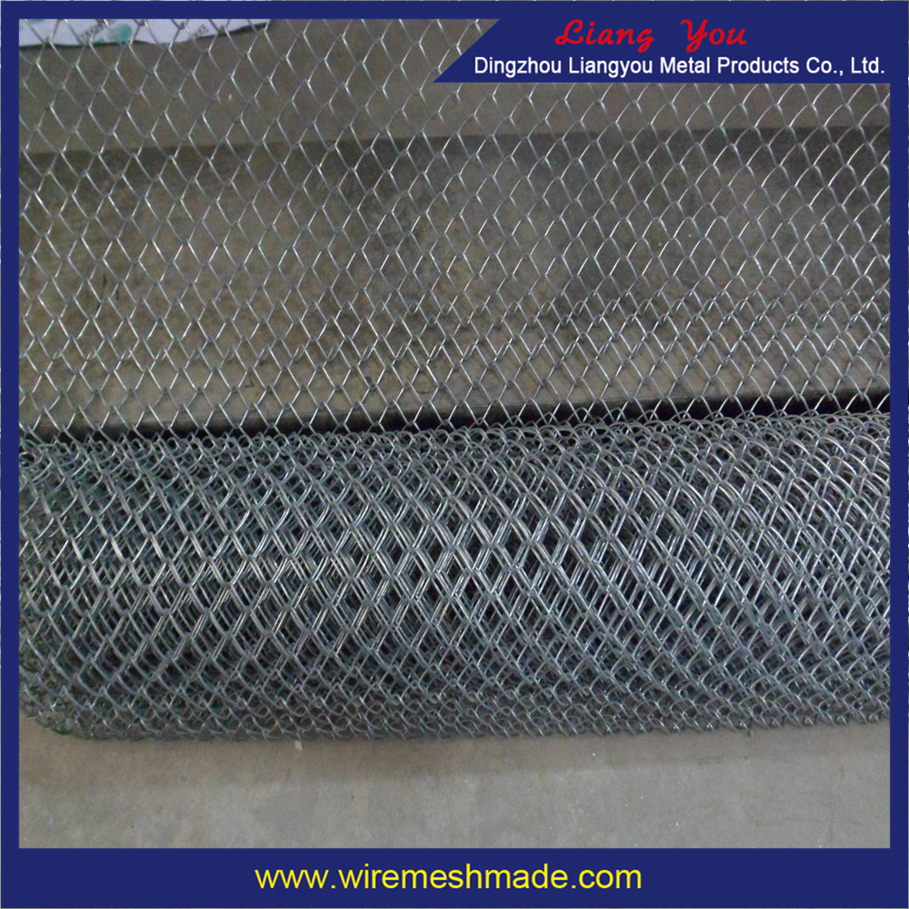 Chain link fence iron wire mesh galvanized buy