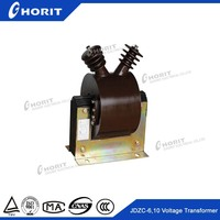 JDZC-6,10 power source type increasing capacity voltage transformer