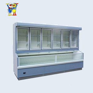 China Little Duck Supermarket Equipment E6 ST.PAWL with CE certification
