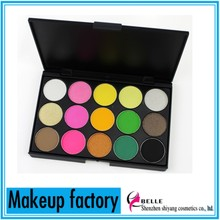 classical 15 colors eyeshadow palette bright colors eyeshadow wholesale P15-02