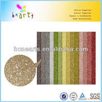 polyester glitter powder paper
