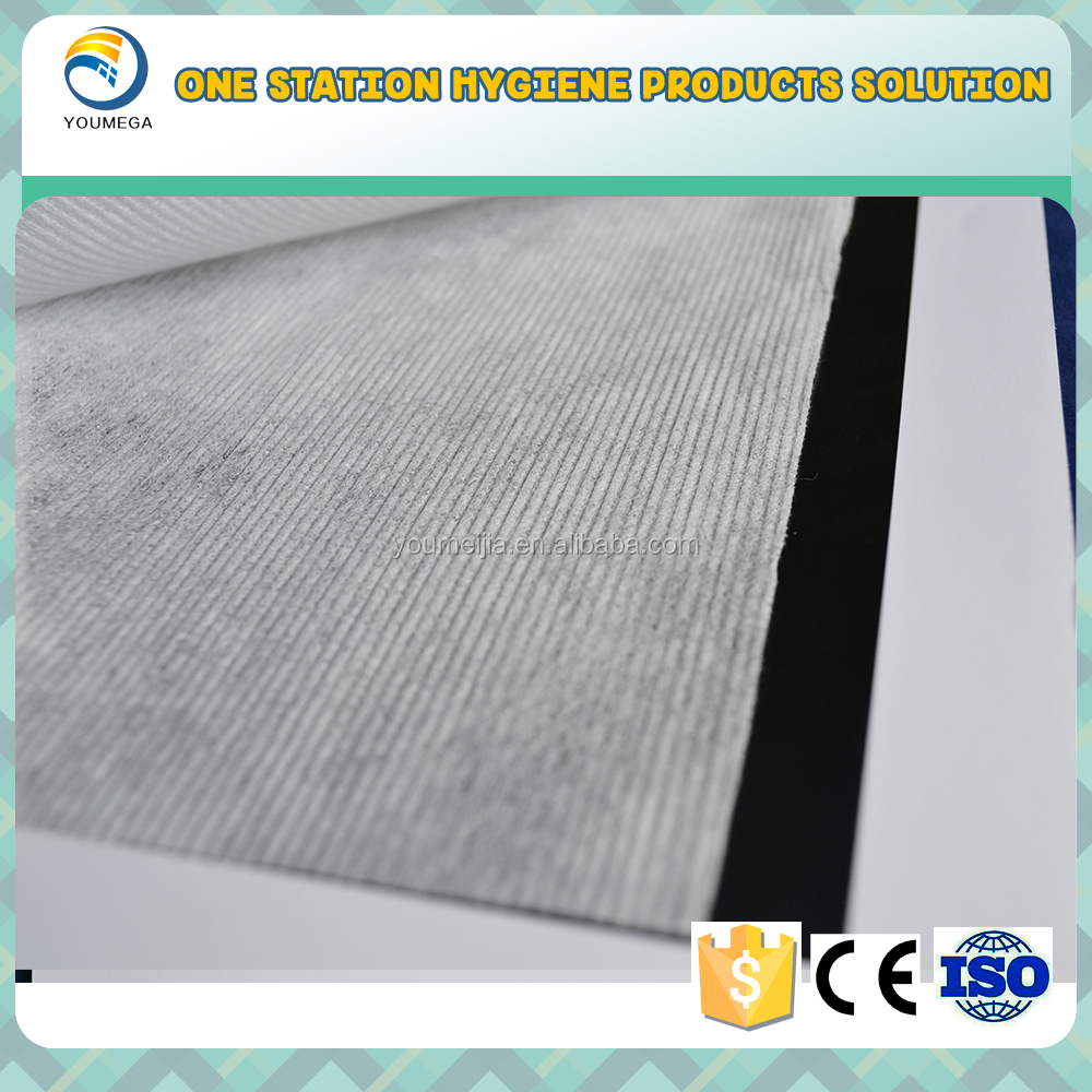 Hot sale pp spunbond nonwoven fabric raw material for sanitary napkin