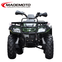 300cc 4 stroke 4x4 gas ATV have strong bility