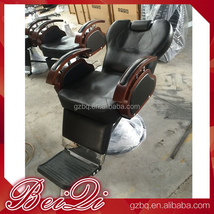 Guangzhou Wholesale Barber Chair Haircut chair Luxury hair salon Furniture China Selling Well All Over The World