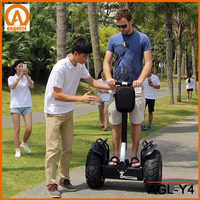 2013 CE Approved off road 2 wheel selectric standing scooter for 2000W motor Outdoor Sports Kids Adult Transporter