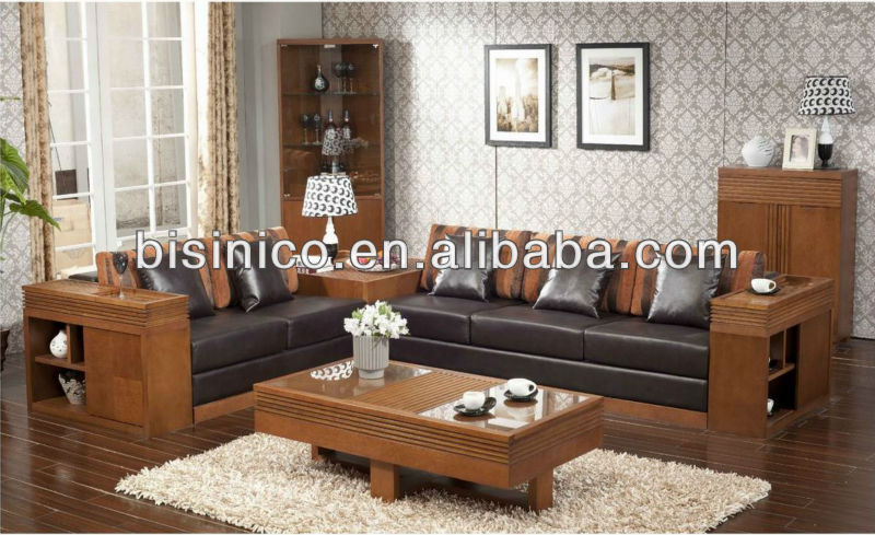 Relaxing living room solid wood sofa set southeast asian for Comfortable living room sets