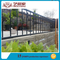 alibaba hot sale cast iron fence finials with high quality