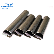 Factory Direct Price decoration 201 round type stainless steel tube