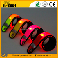 new products 2016 china hot glow in the dark rubber band bracelets