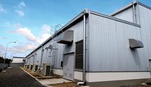 Top quality Galvanized Steel Structure Prefabricated Warehouse