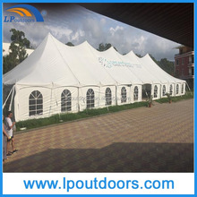 12x36m Outdoor steel frame wedding marquee peg pole cheap tent for event