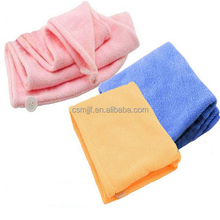 Microfiber Hair Turban/Hair Drying Towel Wrap 300gsm Terry For Women