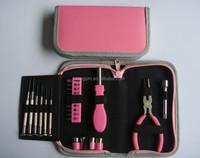 23 Piece Mini Handy Tool Bag Hand Tool Set Home Use Repair Tool Kit