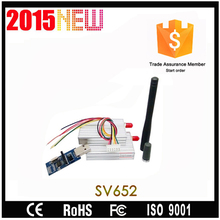 SV652 - 3km 868MHz remote control module 433mhz TTL RS232 RS485 RF wireless TX RX module