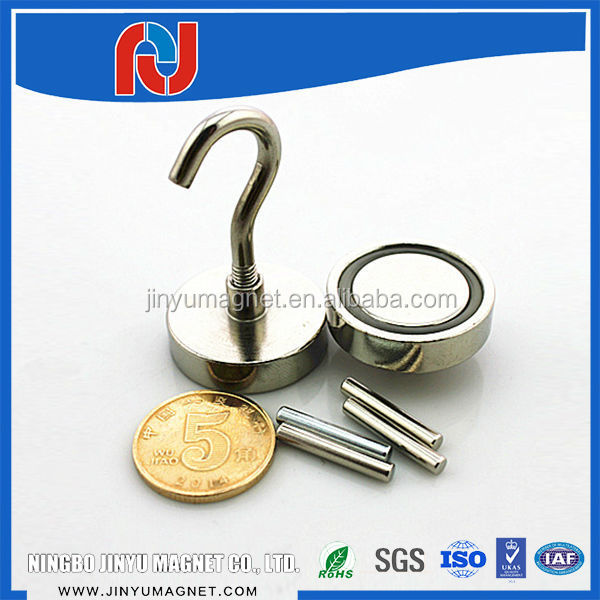 Electrical,mechanical and instruments plastic hook with magnet