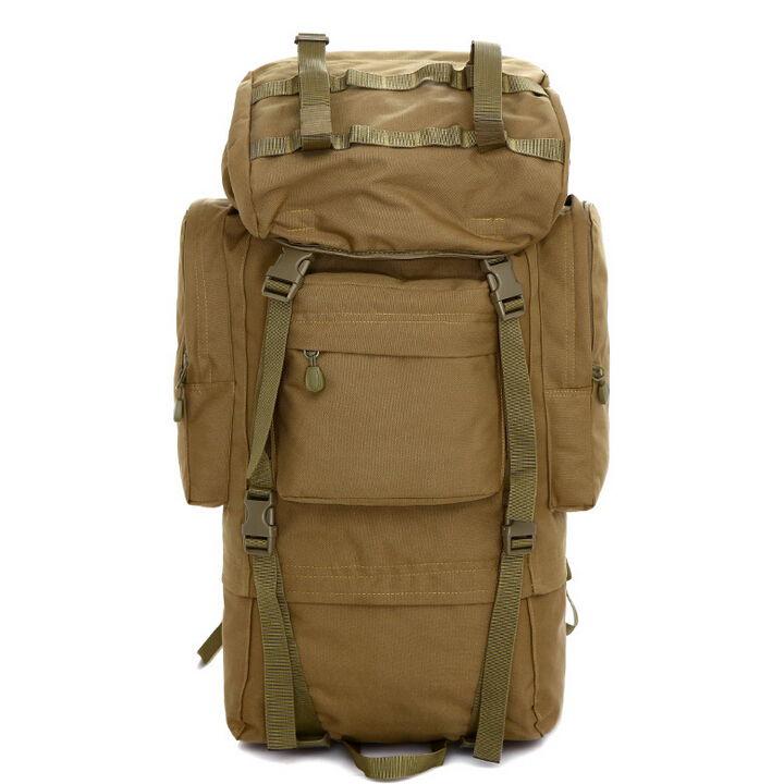 Green Fashion Bag School Camping Package Military Tactical Backpack