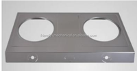 Double built-in gas burner gas stove parts