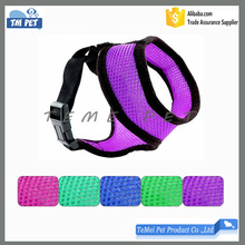 Easy walking pet control harness dog harness soft mesh